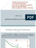 medidas lineares _diástímetro  e seus erros