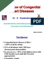 Overview of Congenital Heart Diseases, Students