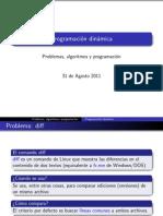 Programacion Dinamica
