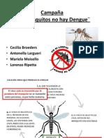 Presentación Dengue - APS IV