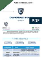 Manual DefenderTech Fox