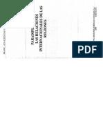 Paradiplomacia Las Relacionea Internacionales de Las Regiones - Aldecoa y Keating