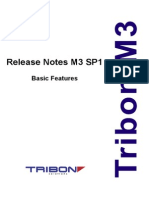Basic Features M3SP1