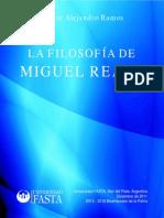 La Filosofia de Miguel Reale