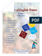 Pictures of English Tenses