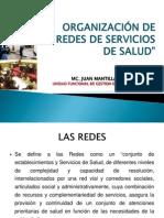 Organización de Redes de Servicio de Salud - Dr. Alipio Juan Mantilla Linares