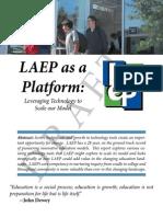 LAEP as a Platform (2012)