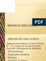 Analisis de Casos Clinicos
