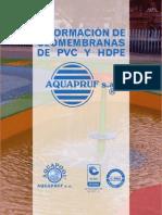 Informacion Membranas Pvc Hdpe