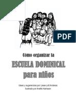 Cómo-organizar-la-escuela-dominical