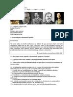 Ficha Ditaduras