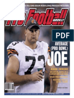PFW - Vol. 23, Issue 10 (September 8, 2008) Joe Thomas