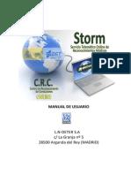 Manual Storm