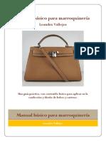 Manual Marroquineria