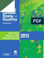 ASQ GSQ Research 2013