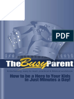 The Busy Parent