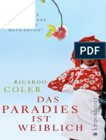 Coler, Ricardo - Das Paradies Ist Weiblich