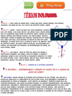 MISTÉRIOS DOLOROSOS (TERÇO)