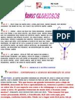 MISTÉRIOS GLORIOSOS (TERÇO) - Cópia