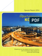 Digital Publishing in Korea