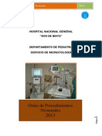 Guia de Procedimientos Neonatales h2m