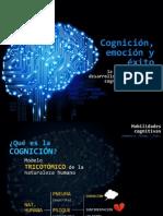 Cognición, emoción y éxito_Toledo