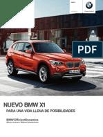 Catalogo Nuevo BMW X1