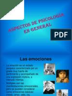 Aspectos de Psicologia en General(Poligrafo)