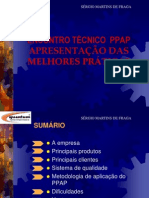 APRESENTAÇÃO (PPAP) FIERGS DIA 11-03-04
