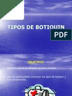 Tipos de Botiquin