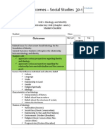 chunking of curriculum document 30-1