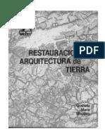 Restauración de arquitecturas de tierra by cedodal [Restauración de arquitecturas de tierra.pdf] (67 pages)