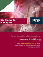 Six Sigma ppt