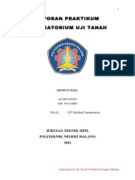 110572555 Praktikum Laboratorium Uji Tanah