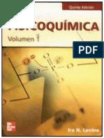 Fisicoquímica Vol. 1 - 5ta Edición - Ira N. Levine
