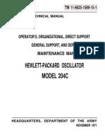 204c Mil Service