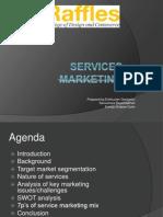 Services Marketing 2003