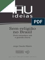 livro os sem religião