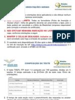 Apresentação TOEFL ITP