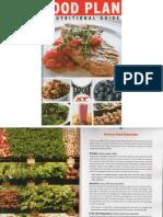 Tapout XT - Food Plan