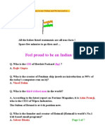 Indians Greatest Achievements -And-What We Can Do