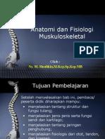 170950628 Anatomi Dan Fisiologi Sistem Muskuloskeletal