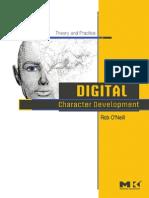 Digital Character Development
