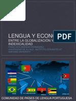 Lengua y economía