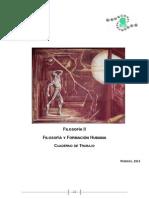 Filosofía II, Cuaderno de Trabajo completo, v.3