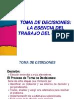 Toma de Decisiones - La Esencia del Trabajo del Gerente.pptx
