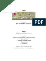 Curso Historia Ecologia de Iberoamerica