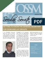 Ossm News March 2014