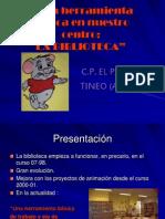Proyecto Biblioteca Escolar Cp El Pascn 12233