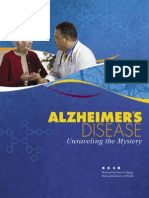 Alzheimers Disease Unraveling the Mystery